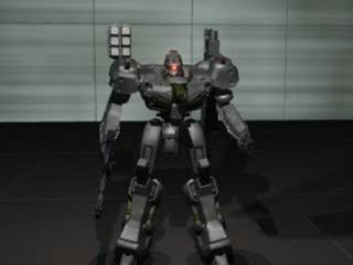 Screenshot Thumbnail / Media File 1 for Armored Core [U]